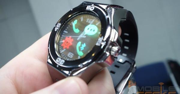 halo 3 09 10 2014 - Halo: smartwatch con display OLED trasparente