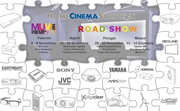 hcs1 20 10 14 - HCS - Road Show 2014 da Palermo a Milano