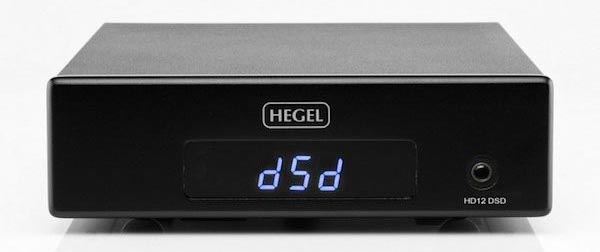 hegel 01 10 2014 - Hegel HD12: DAC compatibile DSD