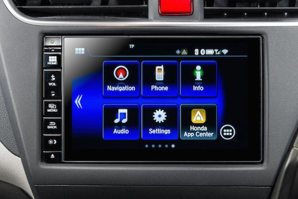 "honda 02 10 2014  - Honda: auto ""connesse"" con Nvidia e Android"