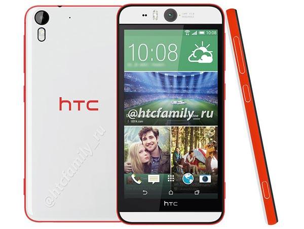 """htc 06 10 2014 - HTC Desire Eye: """"selfie phone"""" da 13MP"""