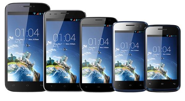 kazam1 14 10 14 - Arrivano in Italia gli smartphone Kazam