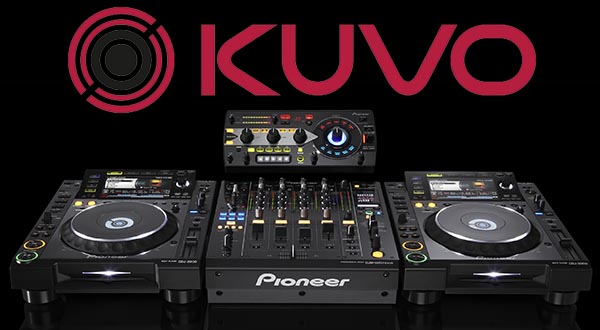 """kuvo 15 10 14 - Pioneer KUVO: l'app """"community"""" per i DJ"""
