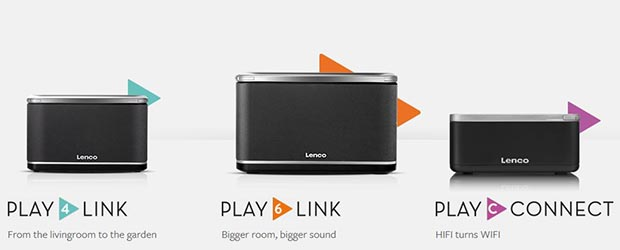 lenco1 21 10 14 - Lenco PlayLink: speaker wireless multiroom