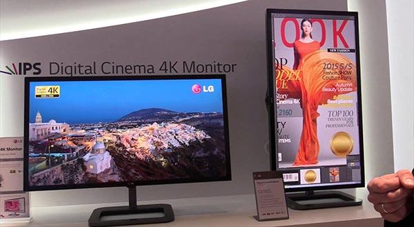 lg evi 30 10 2014 - LG 31MU97: monitor IPS 4K da 31 pollici