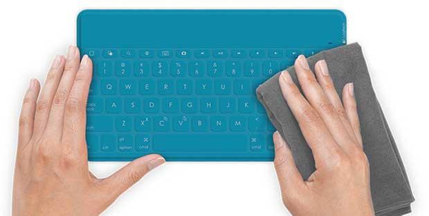 logitech1 29 10 14 - Logitech: nuove tastiere BT per iPad e iPad Air 2