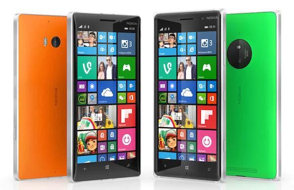 lumia 830 03 10 2014 - Lumia 830 disponibile al prezzo di 399 Euro
