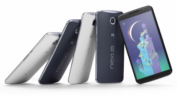 nexus6 15 10 2014 - Nexus 6 disponibile a partire da 649€