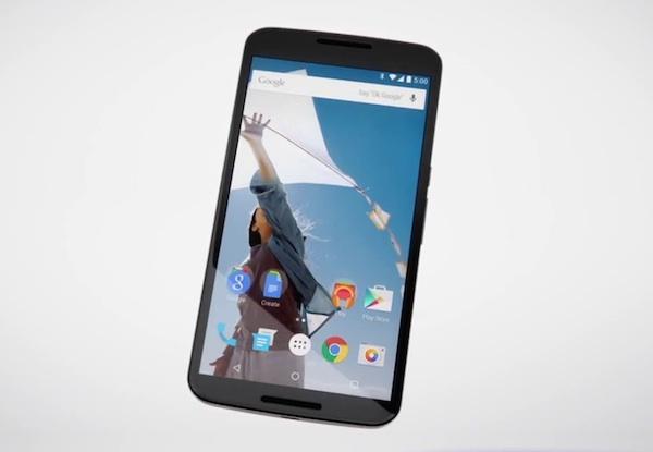 nexus6 4 15 10 2014 - Google svela il phablet Nexus 6