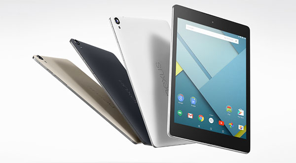 "nexus9 16 10 2014 - Google Nexus 9: tablet 8,9"" 64bit con HTC"
