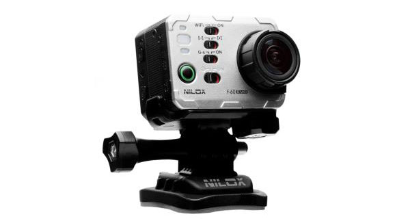 "nilox2 14 10 14 - Nilox EVO MM93: action-cam ""campione"""