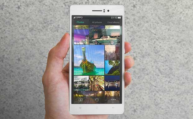 oppo1 29 10 14 - Oppo R5: lo smartphone più sottile al mondo