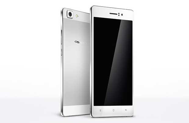 oppo3 29 10 14 - Oppo R5: lo smartphone più sottile al mondo