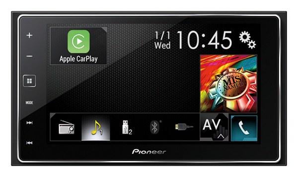pioneer 2 02 10 2014 - Pioneer SPH-DA120: autoradio con CarPlay