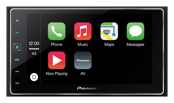 pioneer 3 02 10 2014 - Pioneer SPH-DA120: autoradio con CarPlay