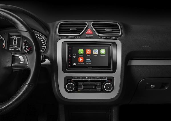 pioneer 5 02 10 2014 - Pioneer SPH-DA120: autoradio con CarPlay