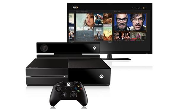 plex1 07 10 14 - Plex Media Server su Xbox One e Xbox 360