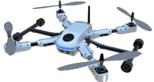 plexidrone 10 10 2014 300x160 - PlexiDrone: drone compatto per la fotografia