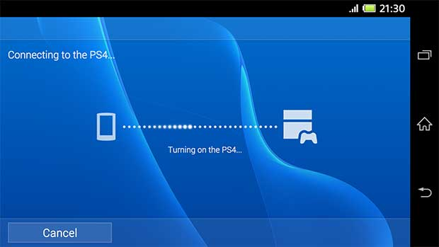 remoteplay2 28 10 14 - PS4 Remote Play su Xperia Z3 ora disponibile