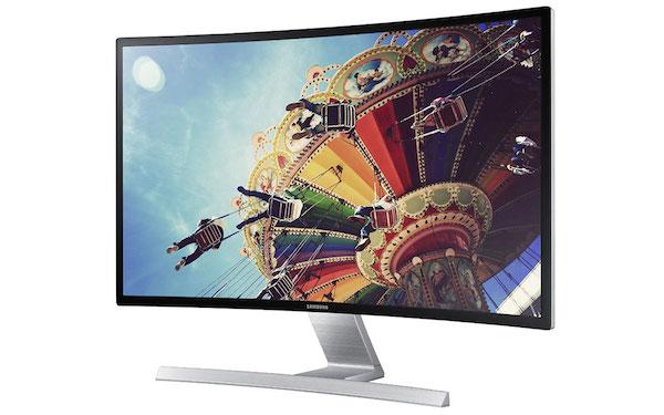 """samsung 07 10 2014 - Samsung S27D590C: monitor curvo da 27"""""""