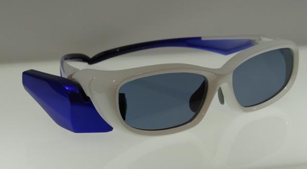toshiba 08 10 2014 - Toshiba Glasses: occhiali per realtà aumentata
