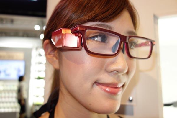 toshiba 2 08 10 2014 - Toshiba Glasses: occhiali per realtà aumentata