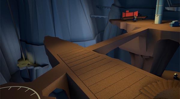 "warner evi 08 10 2014 - Warner Bros: ""batcave"" virtuale per Oculus Rift"