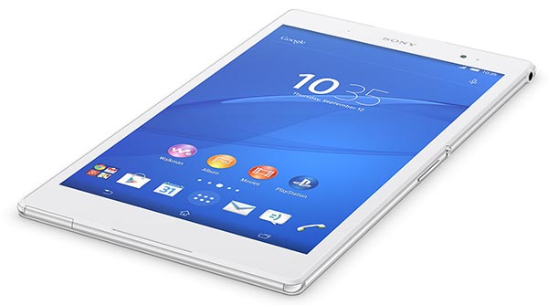 "z3compact1 10 10 14 - Sony Xperia Z3 Tablet Compact: 8"" con X-Reality"