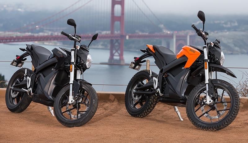 zero2 02 10 15 - Zero Motorcycles: gamma moto elettriche nel 2015