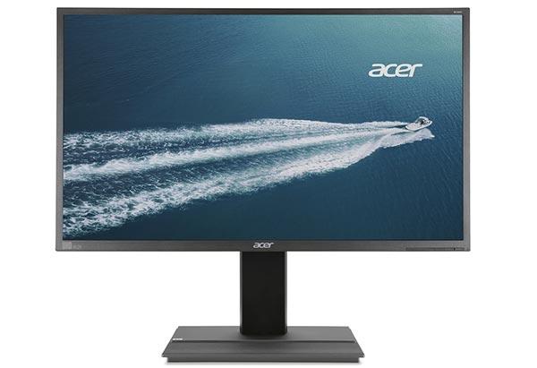 """acer 18 11 2014 - Acer B326HK: monitor UHD 32"""" IPS"""