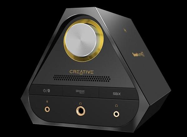 creative 19 11 2014 - Creative X7: DAC e ampli stereo