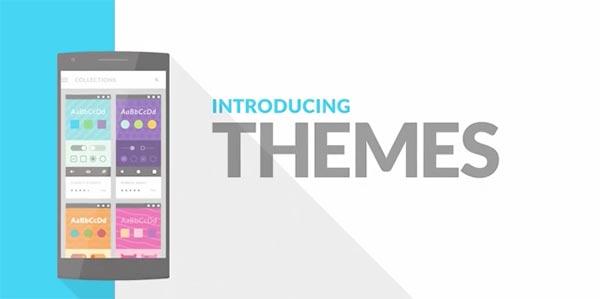 cyanogen 25 11 2014 - Cyanogen Themes offre temi personalizzati