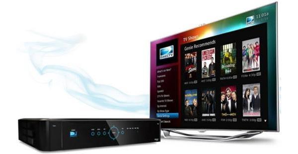direct tv 14 11 2014 - DirecTV porta i contenuti UHD su TV Samsung