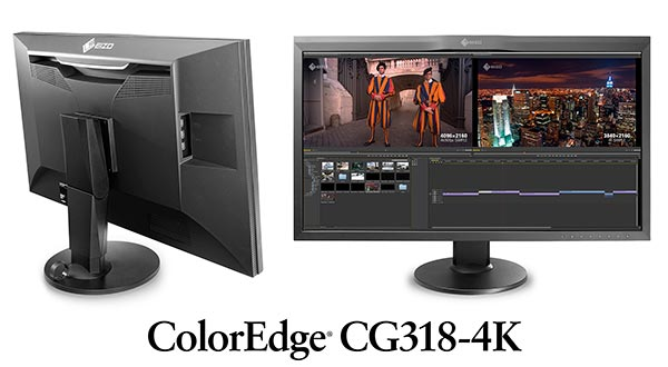 eizo 19 11 2014 - Eizo ColorEdge CG318-4K: monitor 4K IPS