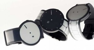 feswatch1 21 11 14 300x160 - Sony FES Watch: orologio E-Ink Paper in Giappone