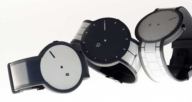 feswatch1 21 11 14 - Sony FES Watch: orologio E-Ink Paper in Giappone