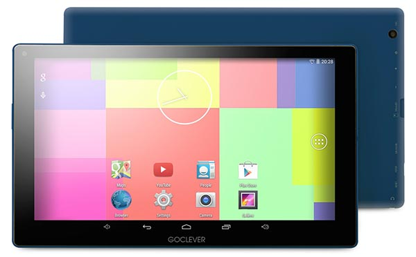 goclever 2 28 11 2014 - GOCLEVER: nuovi smartphone e tablet