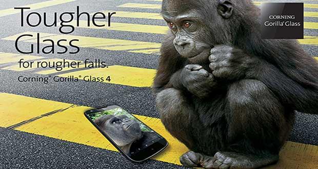 gorillaglass1 20 11 14 - Gorilla Glass 4: ancora più resistente agli urti