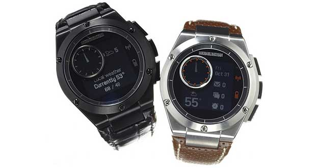 "hp1 03 11 14 - HP MB Chronowing: SmartWatch senza ""touch"""