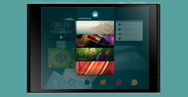 jollatablet2 19 11 14 - Jolla Tablet con Sailfish OS a 64bit