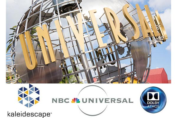 kaleidescape 17 11 2014 - Kaleidescape: film NBC / Universal e Dolby Atmos