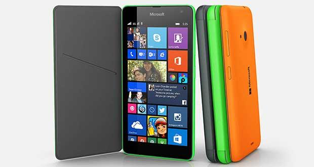lumia535 2 11 11 14 - Microsoft Lumia 535: il primo senza Nokia