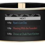 """mica 7 2 18 11 2014 150x150 - Intel MICA: braccialetto """"smart"""" di lusso"""