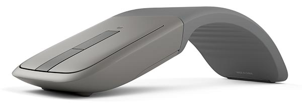 microsoft 06 11 2014 - Microsoft ARC Touch Bluetooth: mouse flessibile