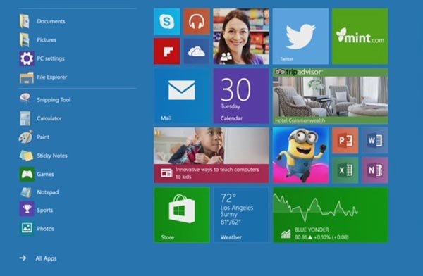 microsoft 2 03 11 2014 - Windows 10 con supporto nativo a HEVC e MKV