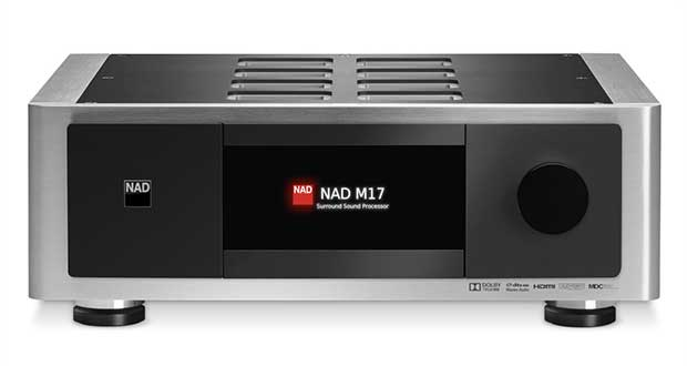 "nad1 19 11 14 - NAD M17: pre-processore surround ""modulare"""