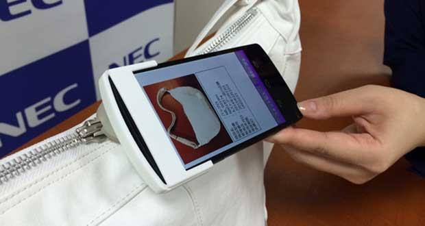 nec1 11 11 14 - NEC Object Fingerprint: addio prodotti contraffatti