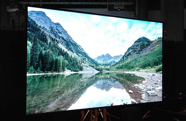 "nec5 06 11 14 - NEC MultiSync X981UHD: monitor 98"" Ultra HD"