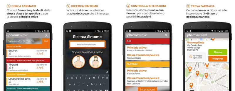 pharmawizard1 20 11 14 - Pharmawizard App: tutto su medicine e farmacie