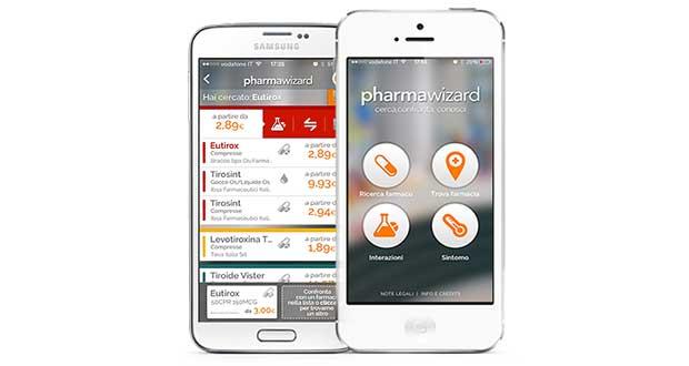 pharmawizard evi 20 11 14 - Pharmawizard App: tutto su medicine e farmacie